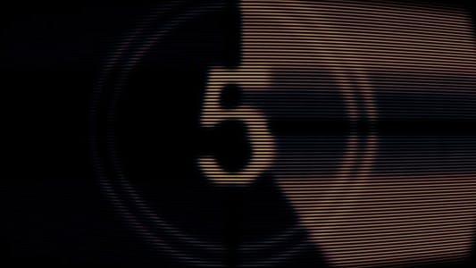 Thumbnail for Film Countdown Retro