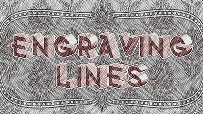 Engraving Lines