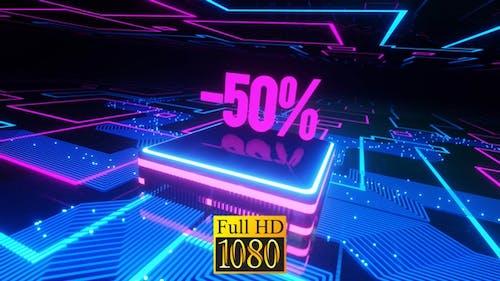 Neon 50% Off HD