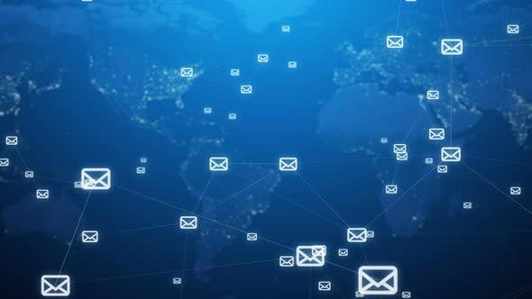 Email Concept Network