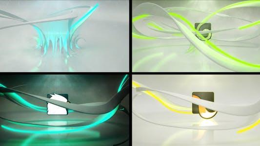 Thumbnail for Logo du néon à la hausse