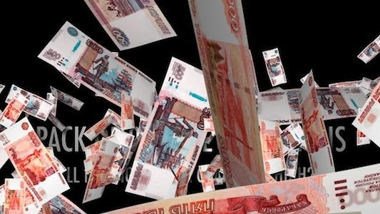 Thumbnail for Money Explosion - RF Rubles (9-Pack)