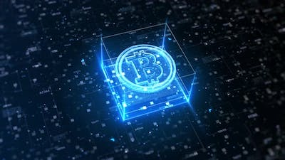 Bitcoin Cryptocurrency 01109