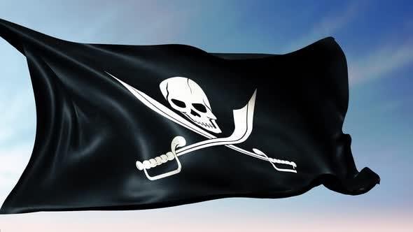 Thumbnail for Piratenflagge