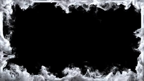 White Smoke Frame