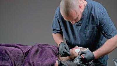 Hardware Cosmetology Treatment