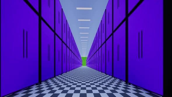 Data Center Technology Big Data Concept IT Future Technology Ai Artificial Intelligence Iot