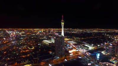 Las Vegas. Aerial View.