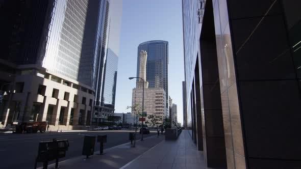 Street in Los Angeles