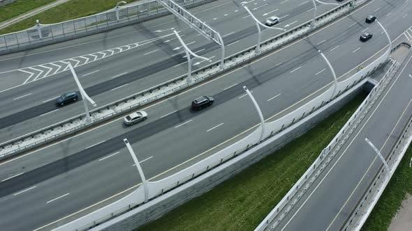 Highway Transport Infrastructure of Metropolis City