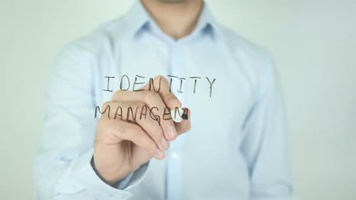 Identity Management, Writing On Screen