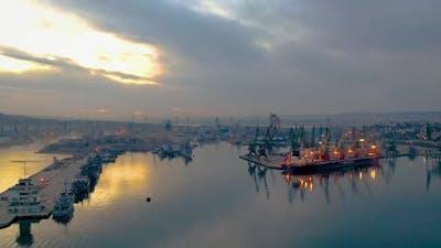 Trading Port Activity