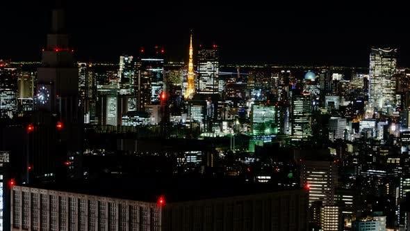 Thumbnail for Tokyo Cityscape