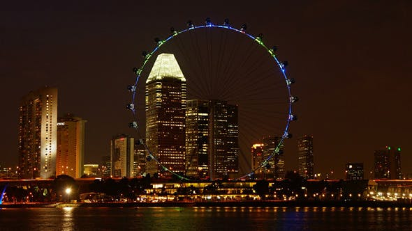 Thumbnail for Singapore Flyer, #5