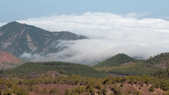 Thumbnail for Hyperlapse of Clouds Over Teide National Park, Tenerife