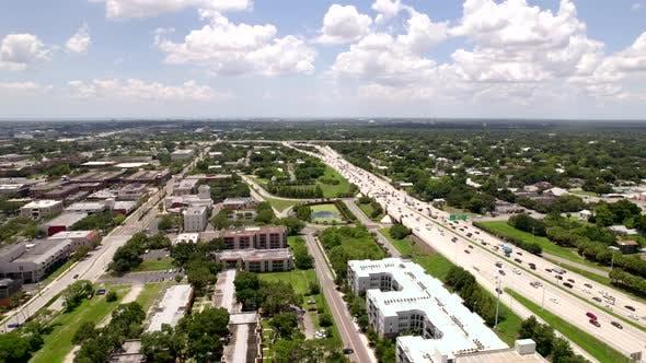 Highway I4 Tampa Ybor City