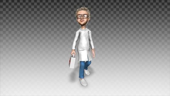 Thumbnail for De dibujos animados Doctor Paseo 1