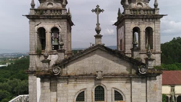 Thumbnail for Facade Of Historical Monastery
