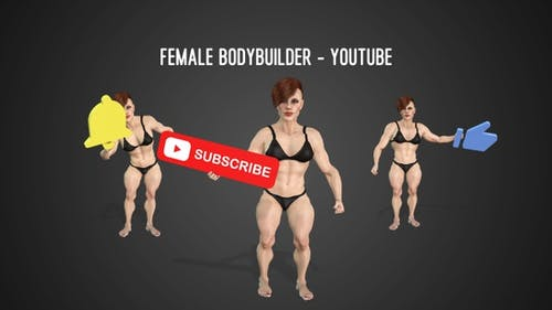 Bodybuilderin - Youtube
