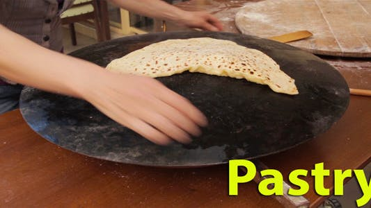 Thumbnail for Pastry Time Lapse