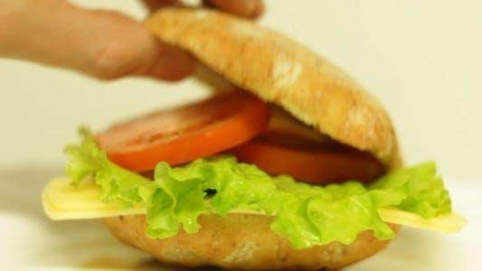 Thumbnail for Making Healthy Vegetarian Burger