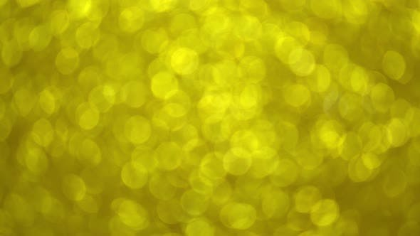 Cover Image for Rotation Gold Bokeh Background