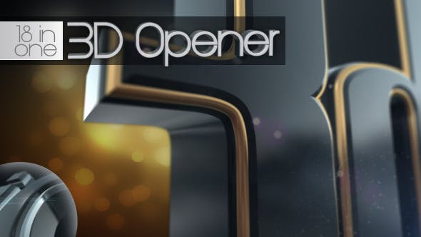Thumbnail for 3D Opener 18 in 1