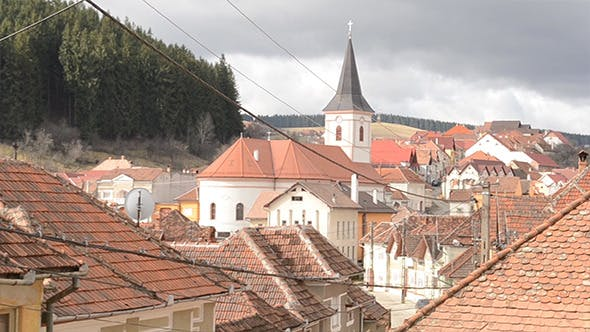 Thumbnail for Church in a Mountain Village