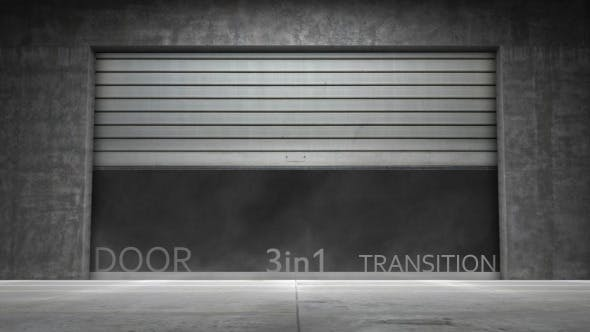 Cover Image for Door Transition