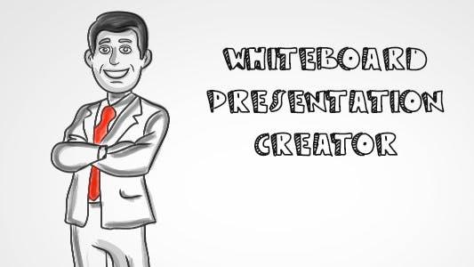 Thumbnail for Whiteboard Presentation Creator