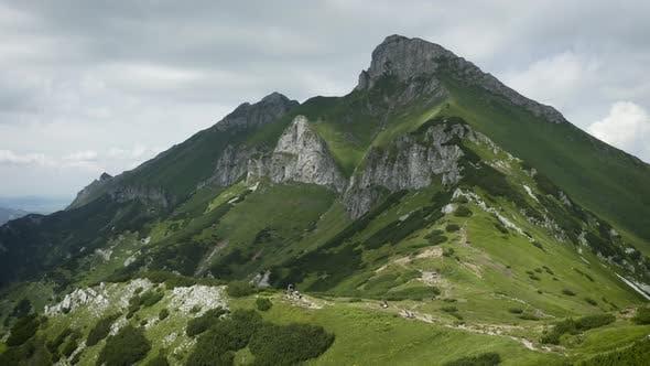 Thumbnail for High Tatras In Slovakia Aerial
