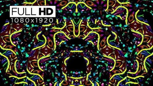 Psychedelic Python 03