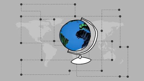 Digitaler Verbund einer globalen Innovation