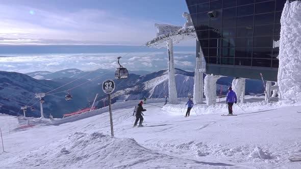Thumbnail for Upper Ski Lift Station