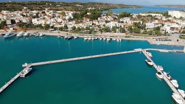 Thumbnail for Marina in Porto Heli
