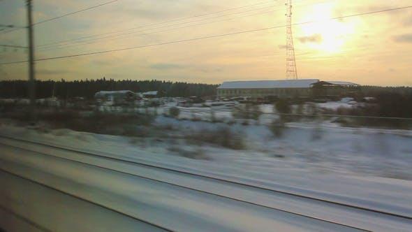 Thumbnail for High-Speed Train (POV)