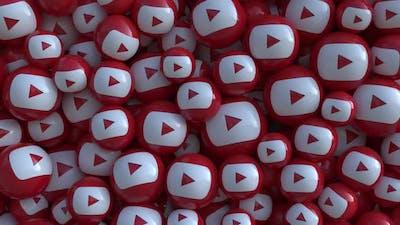 Youtube Logo Transition
