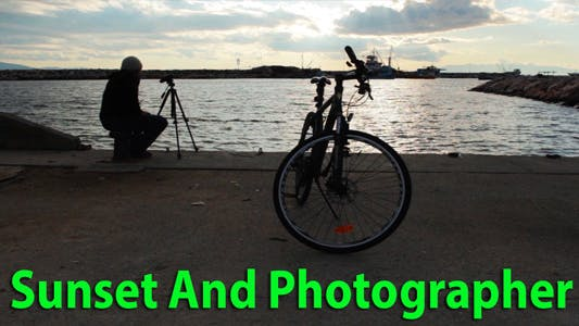 Thumbnail for Sunset And Photographer