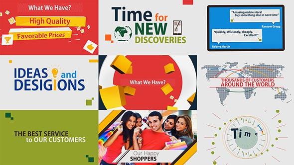 Promoción de la Tienda Web