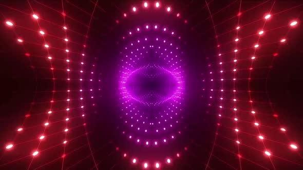 Thumbnail for 9 LED Tunnels VJ Pack