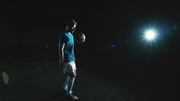 Thumbnail for Juggling a Soccer Ball