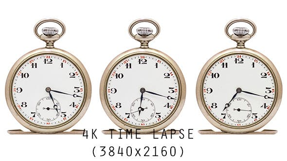 Thumbnail for 3 Watches Clocks (4k Resolution)