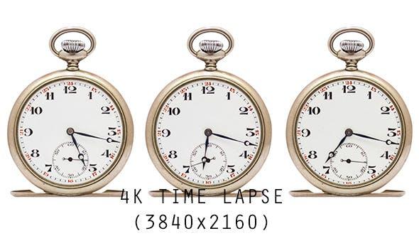 3 Watches Clocks (4k Resolution)