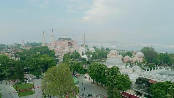Thumbnail for Istanbul Historical Peninsula And Hagia Sophia