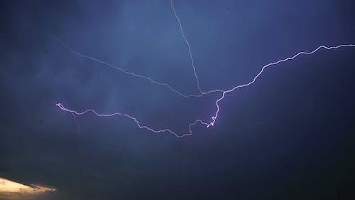 Thunderstorm and Lightning 3