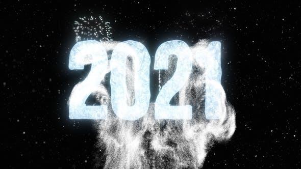 New Year Countdown 2021 | Winter Snow HD