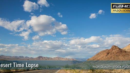 Thumbnail for Desert Time Lapse