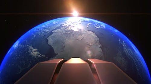 Earth Day Antarctica Alien Invasion