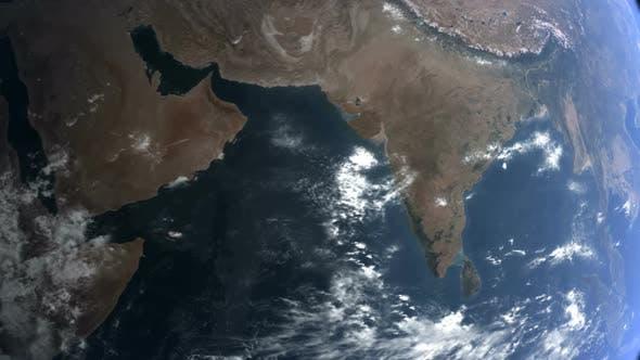 Earth South East Asia
