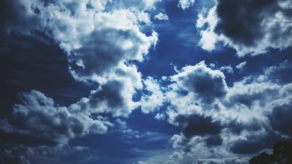 Cloudscape Time Lapse